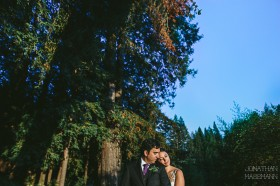 amphitheater of the redwoods wedding